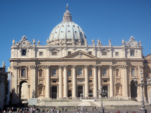 Peterskirken i Pavestaten, Rom