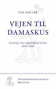 Kim Møller, Vejen til Damaskus - forside