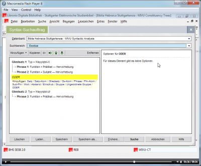 Søgning i WIVU-databasen